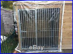 10ft X 4ft Timber Large Size Dog Kennel & Run Well Made Solid Fully Insulated
