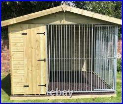 10x4ft Dog kennel and run