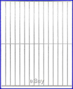 5cm Galvanised Bar Full Dog Run Panels Dog Kennel Panels 1m 1.2m 1.5m 2m