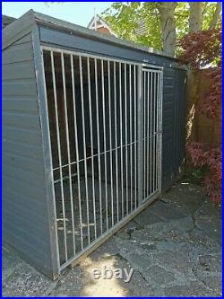 8 X 4 Dog Kennel And Run