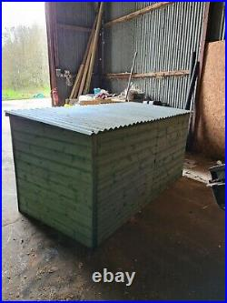 8x4 Dog Kennel And Run