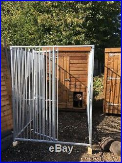 Dog Kennel And Run 3.2m x 1.5m, Heavy Duty. Delivered & Installed