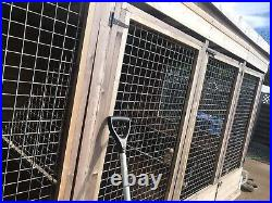 Dog Kennel And Runs 16.5 Ft X 10ft