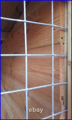 Dog kennel and run 14x4 pressure treated T&G 5ft 6 Tall 10 year anti rot