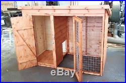 Dog kennel and run Cheshire, Manchester, Stockport