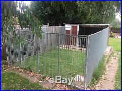 Dog kennels dog runs used