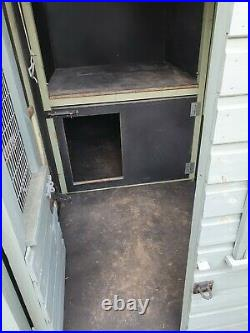 Dog pen/kennel and run used