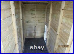 Kennel & Run 8ft X 6ft
