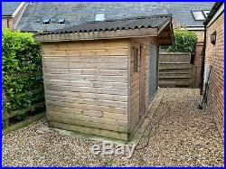 Large Dog Kennel and Run 12ft x 6ft