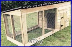 NEW DOG KENNEL AND RUN 8FT x 4FT