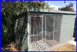 Pet Animal Shed with run. Ideal dog kennel (PLEASE READ DESCRIPTION)